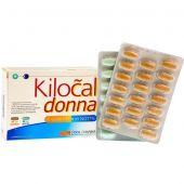 Kilocal Donna Controllo Del Peso Menopausa Sindrome Mestruale 40 Compresse