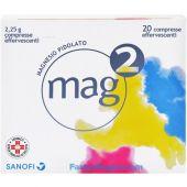 Mag 2 20 Compresse Effervescenti 2,25g