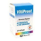 Massigen Vitiprost Integratore Prostata e Vie Urinarie 30 Capsule