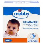 Mebby Gommolo Succhietto In Lattice 6+ Mesi