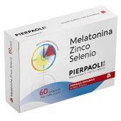 Melatonina Zinco e Selenio 60 Compresse