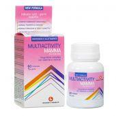 Multiactivity Mamma Integratore Vitamine e Minerali 60 Compresse