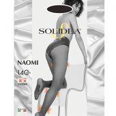 Solidea Calze Elastiche Naomi 140 Denari Sheer