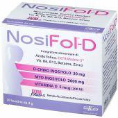 Nosifol-D Integratore di Acido Folico 30 Buste