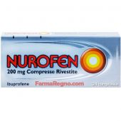 Nurofen 200mg 24 Compresse Rivestite