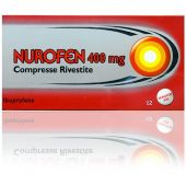Nurofen 400mg 12 Compresse Rivestite