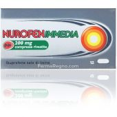 Nurofenimmedia 200mg 12 Compresse Rivestite