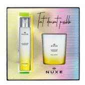 Nuxe Cofanetto Eau De Parfum Le Matin Des Possibles 50ml con Candela