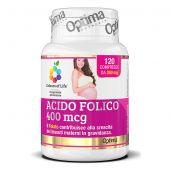 Optima Integratore Alimentare Acido Folico 120 Compresse
