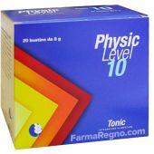 Physic Level 10 Tonic 20 Bustine