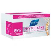 Phyto Phytocyane Trattamento Anticaduta Donna 12 Fiale