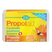 Propolaid Caramelle Gommose Svizzere Gusto Miele 50g
