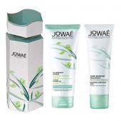 Jowae Cofanetto Purificante Viso Fluido Opacizzante Gel Detergente