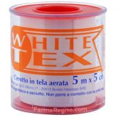 Safety Prontex White Tex Cerotto 5Mtx5Cm