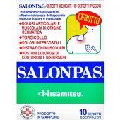 Salonpas 10 Cerotti Medicati