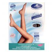 Sauber Collant Supercoprenti 70 Denari Maglia Liscia Q-Skin