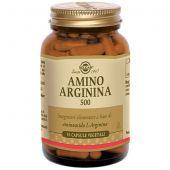 Solgar Amino Arginina 500 50 Capsule