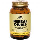 Solgar Herbal Diuris 100 Capsule