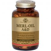 Solgar Merl Oil A&D 100 Perle