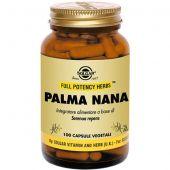 Solgar Palma Nana 100 Capsule
