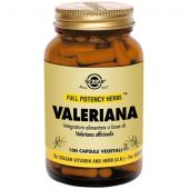 Solgar Valeriana 100 Capsule