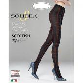 Solidea Calze Elastiche Scottish 70 Denari Sheer