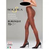 Solidea Calze Elastiche Burlesque 70 Denari Sheer