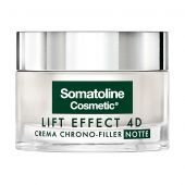 Somatoline Cosmetic Lift Effect 4D Crema Chrono Filler Notte 50ml