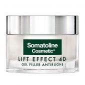 Somatoline Cosmetic Lift Effect 4D Gel Filler Antirughe 50ml