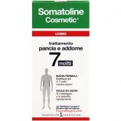 Somatoline Cosmetic Uomo Pancia e Addome 7 Notti 150ml