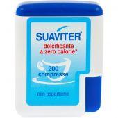 Suaviter Dolcificante Aspartame 200 Compresse