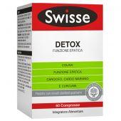 Swisse Detox Funzione Epatica 60 Compresse