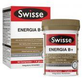 Swisse Energia B+ Integratore Vitamina B 50 Compresse