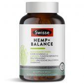 Swisse Hemp+ Balance Integratore 60 Capsule Molli