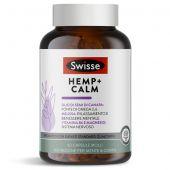 Swisse Hemp+ Calm Integratore 60 Capsule Molli