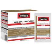 Swisse Magnesio e Potassio Forte Integratore Sali Minerali 24 Bustine