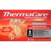 Thermacare Fasce Autoriscaldanti Versatile XL Dolore Diffuso 2 Pezzi