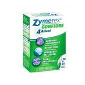 Zymerex Gonfiore 4 Azioni 20+20 Capsule